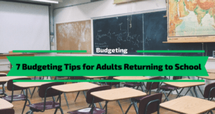 Budgeting Tips for Adults Returning to School