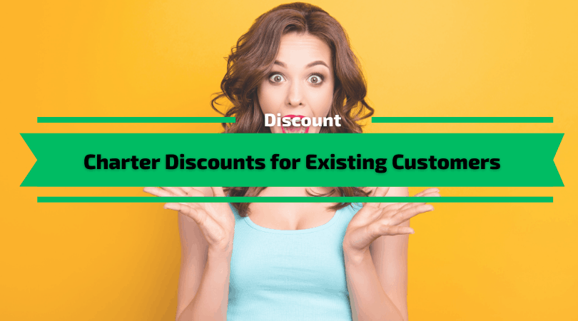 Charter Discounts for Existing Customers