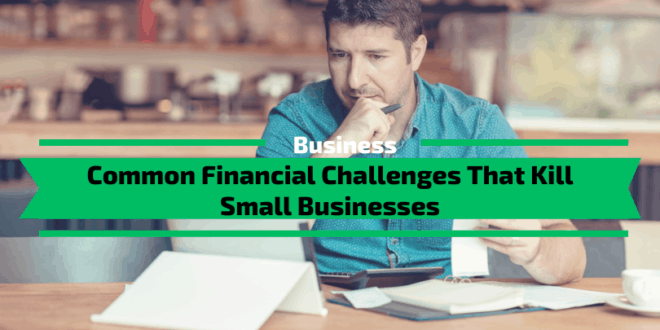 Ido Fishman Describes the Common Financial Challenges That Kill Small Businesses