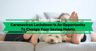 Coronavirus Saving Habits