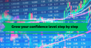 Grow your confidence level step by step