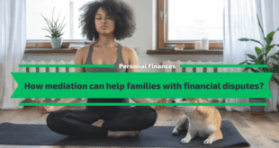 How mediation can help families with financial disputes