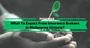 Insurance Brokers In Melbourne Victoria