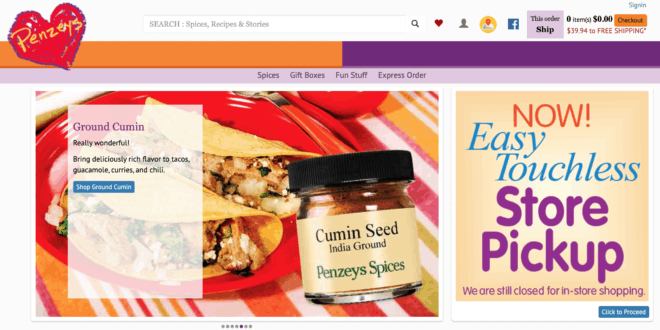 Penzeys Coupons & Promo Codes