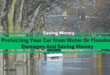 Protecting Your Car from Water Or Flooding Damages And Saving Money
