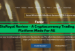StsRoyal Review – A Cryptocurrency Trading Platform Made For All