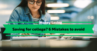 Saving for college? 6 Mistakes to avoid