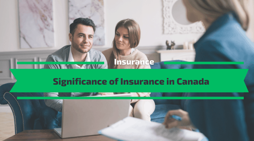 Significance of Insurance in Canada