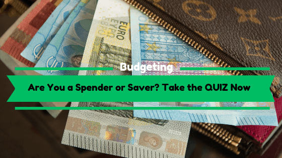 Are You a Spender or Saver? Take the Quiz!