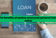 The benefits of getting unsecured personal loans online