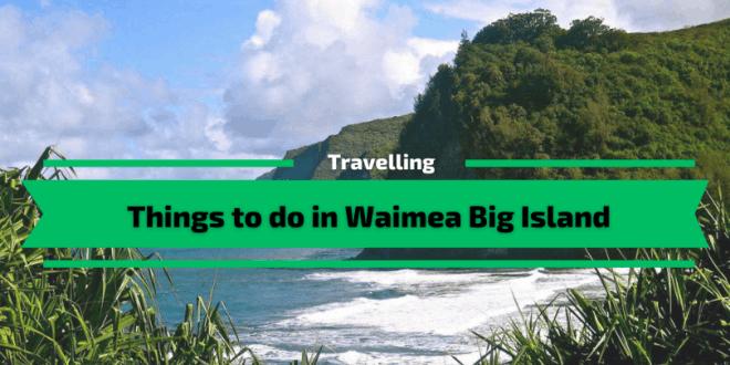 Things to do in Waimea Big Island