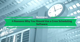 Why You Should Use a Crew Scheduling Software